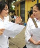 Ðề thi tuyển sinh cao đẳng khối D năm 2011 môn Tiếng Nga - Mã đề 614