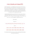 Giáo trình tiếng Hàn: Chữ cái tiếng Hàn quốc