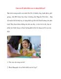 Làm sao để phát hiện con có năng khiếu gì?