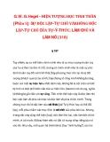 G. W. G. Hegel - HIỆN TƯỢNG HỌC TINH THẦN [Phần 5]: SỰ ĐỘC LẬP-TỰ CHỦ_2