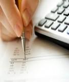 Hệ thống kế toán quốc tế - chuẩn mực