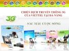 HỆ THỐNG MẠNG 3G TẠI VIỆT NAM