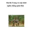 Hai Bà Trưng và cuộc khởi nghĩa chống quân Hán