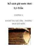 Kế sách giữ nước thời Lý-Trần _13