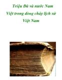 Triệu Đà và nước Nam Việt trong dòng chảy lịch sử Việt Nam