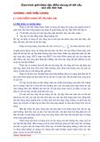 Giáo trình giới thiệu đặc điểm chung về kết cấu của cầu kim loại p1