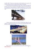 Giáo trình giới thiệu đặc điểm chung về kết cấu của cầu kim loại p4