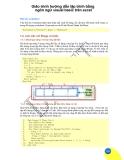 Giáo trình hướng dẫn lập trình bằng ngôn ngữ visual basic trên excel p1
