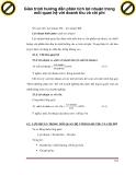 Giáo trình hướng dẫn phân tích lợi nhuận trong mối quan hệ với doanh thu và chi phí p1