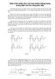 Giáo trình phân tích các loại diode thông dụng trong điện trở hai vùng bán dẫn p1