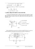 Giáo trình phân tích các loại diode thông dụng trong điện trở hai vùng bán dẫn p5