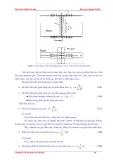 Giáo trình phân tích cấu tạo liên kết tán đinh trong liên kết không đối xứng p9