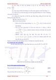 Giáo trình phân tích sơ đồ tính toán điều kiện khống chế độ cứng của dầm đơn p10