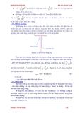 Giáo trình phân tích sơ đồ tính toán điều kiện khống chế độ cứng của dầm đơn p2