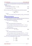 Giáo trình phân tích sơ đồ tính toán điều kiện khống chế độ cứng của dầm đơn p9