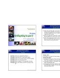 Bài giảng Hệ thống thông tin quản lý: Chương 1 - Tổng quan về hệ thống thông tin