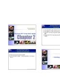 Bài giảng Hệ thống thông tin quản lý: Chương 2 - Ứng dụng CNTT trong doanh nghiệp