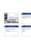 Bài giảng Hệ thống thông tin quản lý: Chương 3 - HTTT và ưu thế cạnh tranh của doanh nghiệp