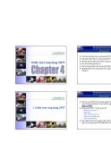 Bài giảng Hệ thống thông tin quản lý: Chương 4 - Chiến lược ứng dụng CNTT