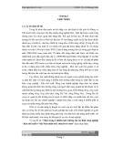 Tiểu luận kinh tế vi mô GVHD: TS. Lê Khương Ninh