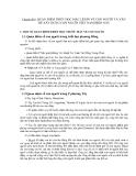 Chuyên đề 6: QUAN ĐIỂM TRIẾT HỌC MÁC LÊNIN VỀ CON NGƯỜI