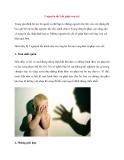 5 nguyên tắc khi phạt con trẻ