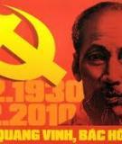 Nhập môn lịch sử Đảng cộng sản việt Nam