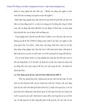 Giải pháp cho các hoạt động kinh tế khi chọn đi lên CNXH ở Việt Nam -4