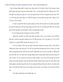 Phân tích lạm phát với tăng trưởng kinh tế nhằm gợi ý điều tiết vĩ mô ở Việt Nam - 2