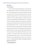 Lí luận địa tô của C.Mác và vận dụng vào chính sách đất đai ở Việt Nam - 1