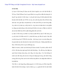 Lí luận tiền lương của C.Mác và vận dụng hoàn thiện chính sách tiền lương Việt Nam - 1