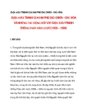 CUỘC ĐẤU TRANH CỦA HAI PHE CHỦ CHIẾN - CHỦ HÒA_1