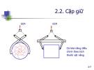Giáo trình phân tích sơ đồ cấu tạo cơ cấu nâng tương thích với các vận tốc chuyển động p3