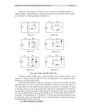 Giáo trình phân tích tính ưu việt của vi mạch chuyển đổi trong kỹ thuật điều khiển và đo lường p10