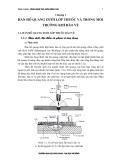 Giáo trình môn công nghệ tạo phôi nâng cao - Chương 1
