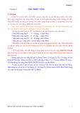 KẾT CẤU BÊ TÔNG CỐT THÉP II - CHƯƠNG 5