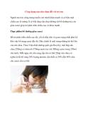 Công dụng của sữa chua đối với trẻ em