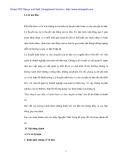 Học thuyết tuần hoàn và chu chuyển tư bản của C.Mác - 1