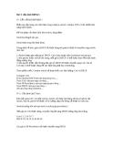 Bài 3 cấu hình DiffServ