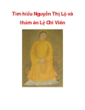Tìm hiểu Nguyễn Thị Lộ và thảm án Lệ Chi Viên_2