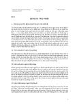 Bài 3: ĐỊNH GIÁ TRÁI PHIẾU