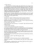 Bài giảng nội khoa : Tổng quát part 5