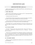 Bài giảng bệnh chuyên khoa nông nghiệp : BỆNH HẠI CÂY ĐẬU NÀNH part 3