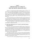 Các quá trình và thiết bị công nghệ sinh học : THIẾT BỊ NUÔI CẤY VI SINH VẬT TRÊN MÔI TRƯỜNG DINH DƯỠNG RẮN part 1