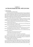 Kỹ thuật vệ sinh, an toàn lao động và phòng chữa cháy - Chương 3