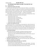 Giáo trình môn kinh tế xây dựng - Chương 6