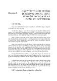 Ô tô và ô nhiễm môi trường - Chương 6