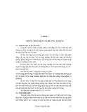 Bê tông xi măng - Chương 3