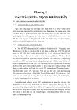 Mạng không dây - Chương 2