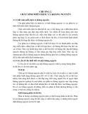 Sinh hóa miễn dịch - Chương 2